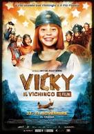 Wickie auf großer Fahrt - Italian Movie Poster (xs thumbnail)
