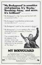 My Bodyguard - Movie Poster (xs thumbnail)