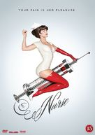 Nurse 3D - Danish DVD cover (xs thumbnail)