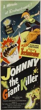 Jeannot l'intrépide - British Movie Poster (xs thumbnail)