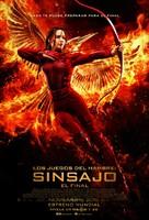The Hunger Games: Mockingjay - Part 2 - Ecuadorian Movie Poster (xs thumbnail)
