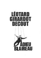 Adieu blaireau - French Movie Poster (xs thumbnail)