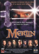 Merlin - French Movie Cover (xs thumbnail)
