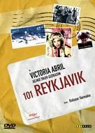 101 Reykjavík - German DVD cover (xs thumbnail)