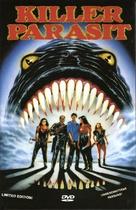 Parasite - German DVD cover (xs thumbnail)