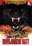 Wild beasts - Belve feroci - Swedish Movie Cover (xs thumbnail)