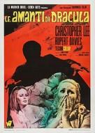 Dracula Has Risen from the Grave - Italian Movie Poster (xs thumbnail)