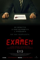 Exam - Mexican Movie Poster (xs thumbnail)
