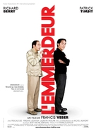 L'emmerdeur - French Movie Poster (xs thumbnail)