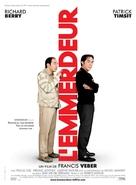 L'emmerdeur - French Movie Poster (xs thumbnail)