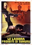 The Million Eyes of Sumuru - Italian Movie Poster (xs thumbnail)