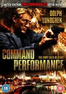 Command Performance - British Movie Cover (xs thumbnail)