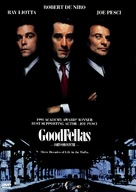 Goodfellas - DVD cover (xs thumbnail)