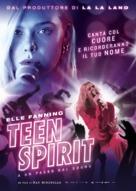 Teen Spirit - Italian Movie Poster (xs thumbnail)