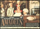Amadeus - German Movie Poster (xs thumbnail)