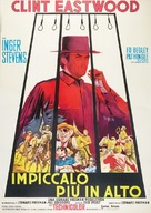 Hang Em High - Italian Movie Poster (xs thumbnail)