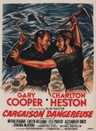 The Wreck of the Mary Deare - French Movie Poster (xs thumbnail)
