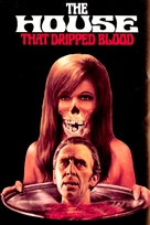 The House That Dripped Blood - DVD movie cover (xs thumbnail)