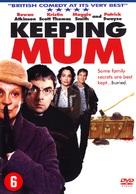 Keeping Mum - Dutch DVD cover (xs thumbnail)