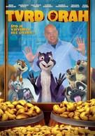 The Nut Job - Croatian Movie Poster (xs thumbnail)
