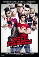 Scott Pilgrim vs. the World - Hungarian Movie Poster (xs thumbnail)