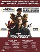 Inglourious Basterds - For your consideration poster (xs thumbnail)