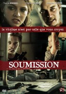 Restraint - French DVD cover (xs thumbnail)