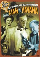 Our Man in Havana - Movie Cover (xs thumbnail)