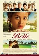 Belle - Greek Movie Poster (xs thumbnail)