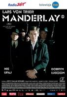 Manderlay - Polish poster (xs thumbnail)