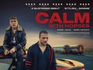 Calm with Horses - British Movie Poster (xs thumbnail)
