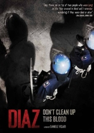 Diaz: Don't Clean Up This Blood - DVD cover (xs thumbnail)