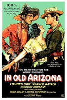 In Old Arizona - Movie Poster (xs thumbnail)