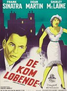 Some Came Running - Danish Movie Poster (xs thumbnail)