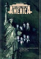 Once Upon a Time in America - VHS cover (xs thumbnail)