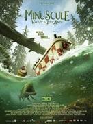 Minuscule - La vallée des fourmis perdues - French Movie Poster (xs thumbnail)