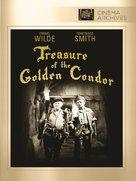 Treasure of the Golden Condor - DVD cover (xs thumbnail)