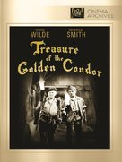 Treasure of the Golden Condor - DVD movie cover (xs thumbnail)