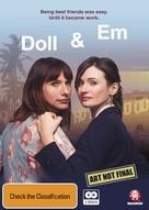 """Doll & Em"" - Australian DVD movie cover (xs thumbnail)"