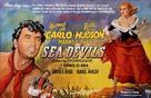 Sea Devils - Movie Poster (xs thumbnail)