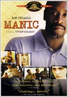 Manic - DVD cover (xs thumbnail)