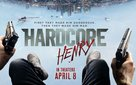 Hardcore Henry - Movie Poster (xs thumbnail)
