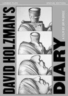David Holzman's Diary - Movie Cover (xs thumbnail)