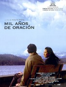 A Thousand Years of Good Prayers - Spanish Movie Poster (xs thumbnail)