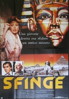 Sphinx - Italian Movie Poster (xs thumbnail)