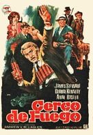 Fools' Parade - Spanish Movie Poster (xs thumbnail)