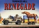 Renegade - German Movie Poster (xs thumbnail)