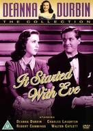 It Started with Eve - British DVD movie cover (xs thumbnail)