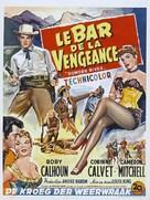 Powder River - Belgian Movie Poster (xs thumbnail)