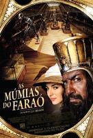 Les aventures extraordinaires d'Adèle Blanc-Sec - Brazilian Movie Poster (xs thumbnail)